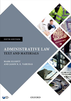 Administrative Law Text and Materials 5th ed